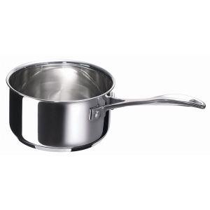 Beka 12066184 - Casserole Chef en inox 18 cm compatible tous feux dont induction