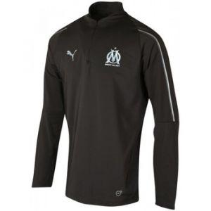 Puma Sweat Casual Homme Noir Olympique de Marseille - Couleur: Noir - Taille: XL