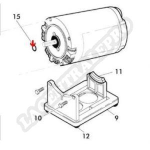 Procopi 978007 - Joint d'axe moteur de surpresseur Polaris