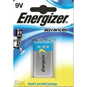 Image de Energizer Advanced 9 V 6LR61
