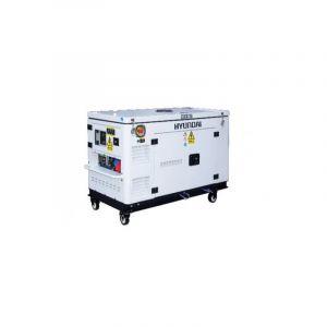 Hyundai E Groupe électrogène Diesel 12kVA mono et tri - DHY12000XSE-T