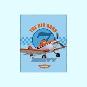 Cti Plaid polaire Disney Planes Dusty (110 x 140 cm)