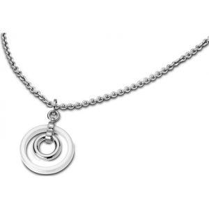 Lotus LS1610-1/1 - Collier pour femme argenté
