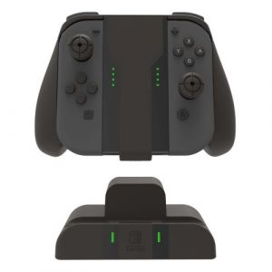 Nintendo Support de Recharge 2 Joy-Cons Licence