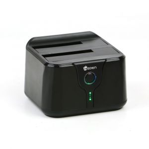 Heden Dual Dock SSD/HDD SATA