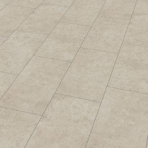 Wineo 400 Stone | Dalle PVC clipsable hybride 'Patience Concrete Pure' - 60,1 x 31 cm