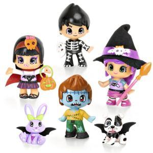 Famosa Pinypon Terreur - Coffret de 6 figurines