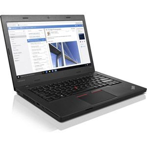 "Lenovo 20FU0007FR - ThinkPad L460 14"" avec Core i3-6100U 2.3 GHz"