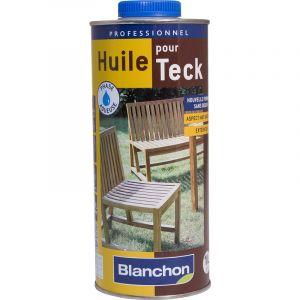 Blanchon Huile de Teck - Bidon 1L
