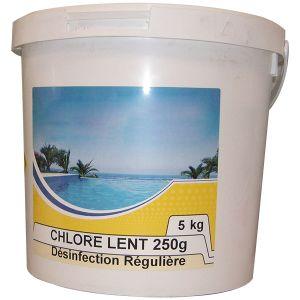 NMP Chlore lent Chlore lent galet 5kg