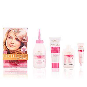 L'Oréal Excellence 8.1 Blond Clair Cendré - Crème colorante triple protection