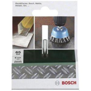 Bosch 2609256521 - Brosse boisseau pour perceuses fils torsadés, 65 mm