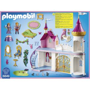Playmobil 6849 - Manoir Royal