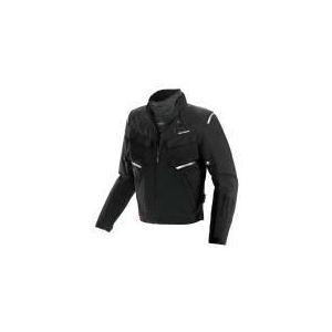Spidi Adventurer (noir) - Blouson de moto textile waterproof pour homme