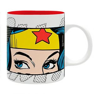 Abysse Corp Mug Dc Comics Wonder Woman 320 ml