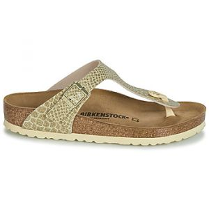 Birkenstock Tongs Gizeh Or - Taille 35;36;37;38;39;40;41