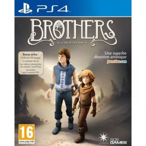 Brothers a Tale of Two Sons sur PS4