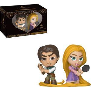 Funko Lot de 2 Figurines Mystery Mini Flynn & Rapunzel Disney