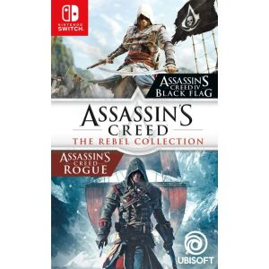 Compilation Assassin's Creed : The Rebel Collection [Switch]