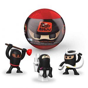 Funko Figurine Paka Paka Toilet Ninjas Modèle aléatoire