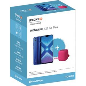 Honor Pack 8X 128go + Enceinte AM510