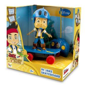 IMC Toys Skateboard radiocommandé Jake et les pirates