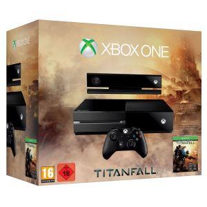 Microsoft Xbox One 500 Go + Titanfall - Console Edition Standard + Jeu