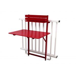 Fermob Bistro - Table de balcon pliante 77 x 64 cm