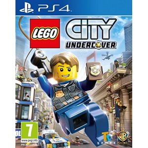 Lego City Undercover sur PS4