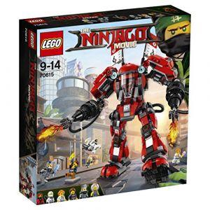 Lego 70615 - Ninjago : L'armure de feu