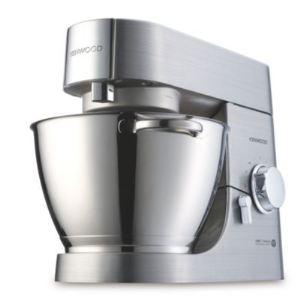 Kenwood KMY60 - Robot Chef Titanium finition inox brossé