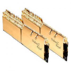 G.Skill Trident Z Royal Gold RGB 32 Go (2 x 16 Go) 3200 MHz DDR4 CL16