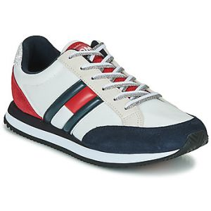 Tommy Jeans Baskets basses CASUAL RETRO SNEAKER bleu - Taille 36,37,38,39,40,41