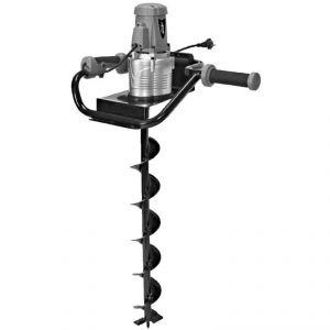 Varan Motors KGT-ED9290 - Tarière électrique 1200W + sabot de forage 100mm