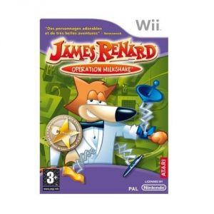 James Renard : Opération Milkshake [Wii]