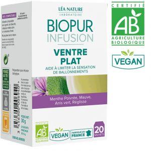 Biopur Infusion Ventre plat 20 sachets