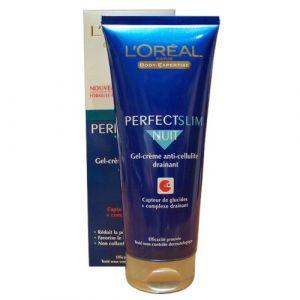 L'Oréal Perfectslim nuit - Gel crème anti-cellulite drainant