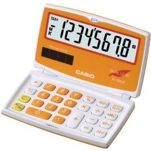 Casio SL 100VC - Calculatrice de poche pliable