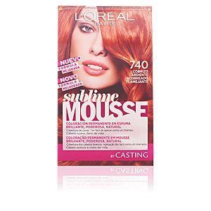 L'Oréal Casting Sublime Mousse 740 Cuivré Ardent - Coloration soin permanente