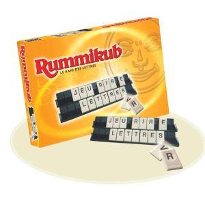 Hasbro Rummikub Lettres