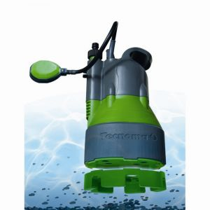 Tecnoma Pompe d'évacuation T4000L Multi (eau claire/ eau chargée) 12688