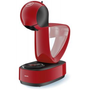 Krups Cafetière Infinissima rouge YY3877FD