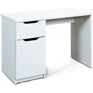 "Bureau Design ""Tilda"" 115cm Blanc"