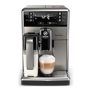 Saeco PicoBaristo SM5473/10 Machine à expresso automatique inox avec carafe à lait