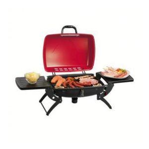 Domoclip DOC152 - Barbecue à gaz sur pied transportable