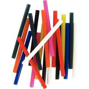 Cleopatre B?tons de peinture - couleurs assorties - 20 pcs