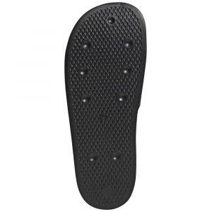 Adidas Claquettes Adilette Lite Originals Noir - Taille 44 y 2/3