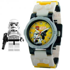 Lego 8020325 - Montre pour enfant Star Wars Soldat De L'empire