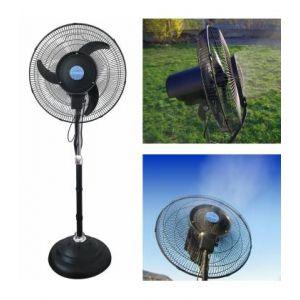O'Fresh Ventilateur brumisateur 120/150cm 10L