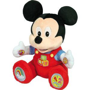 "Clementoni Peluche Interactive ""Joue et apprend avec Mickey"""